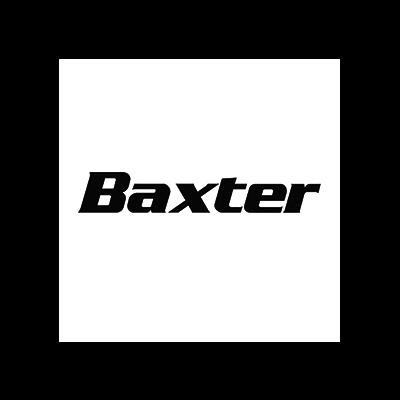 Logo Baxter voor case
