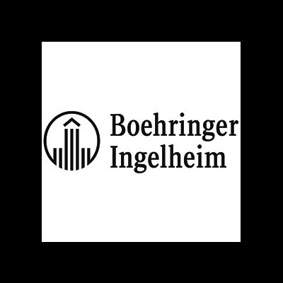 Logo Boehringer Ingelheim voor case