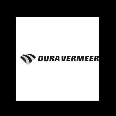 Logo Dura Vermeer voor case