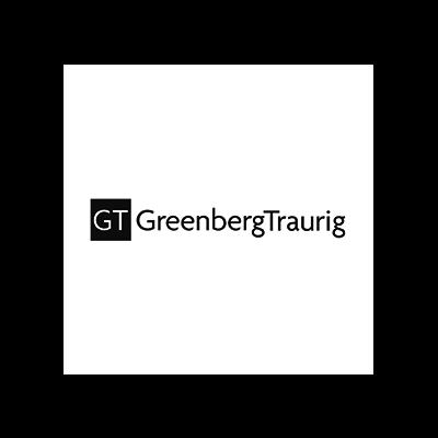 Logo Greenberg Traurig voor case