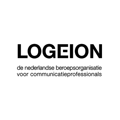 Logo Logeion voor case