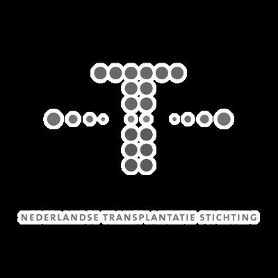 Logo Nederlandse Transplantatie Stichting