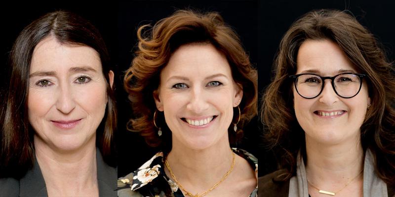 Van Luyken: drie nieuwe communicatieprofessionals
