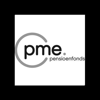 Logo PME pensioenfonds voor case