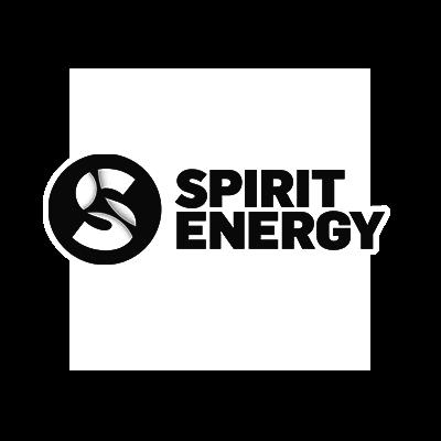 Logo Spirit Energy voor case