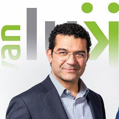 Foto Managing Partners Youssef Eddini en Erik Visser