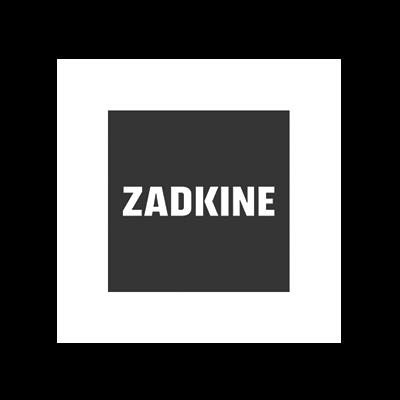 Logo Zadkine voor case