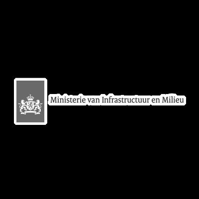 Logo Ministerie van Infrastructuur en Milieu